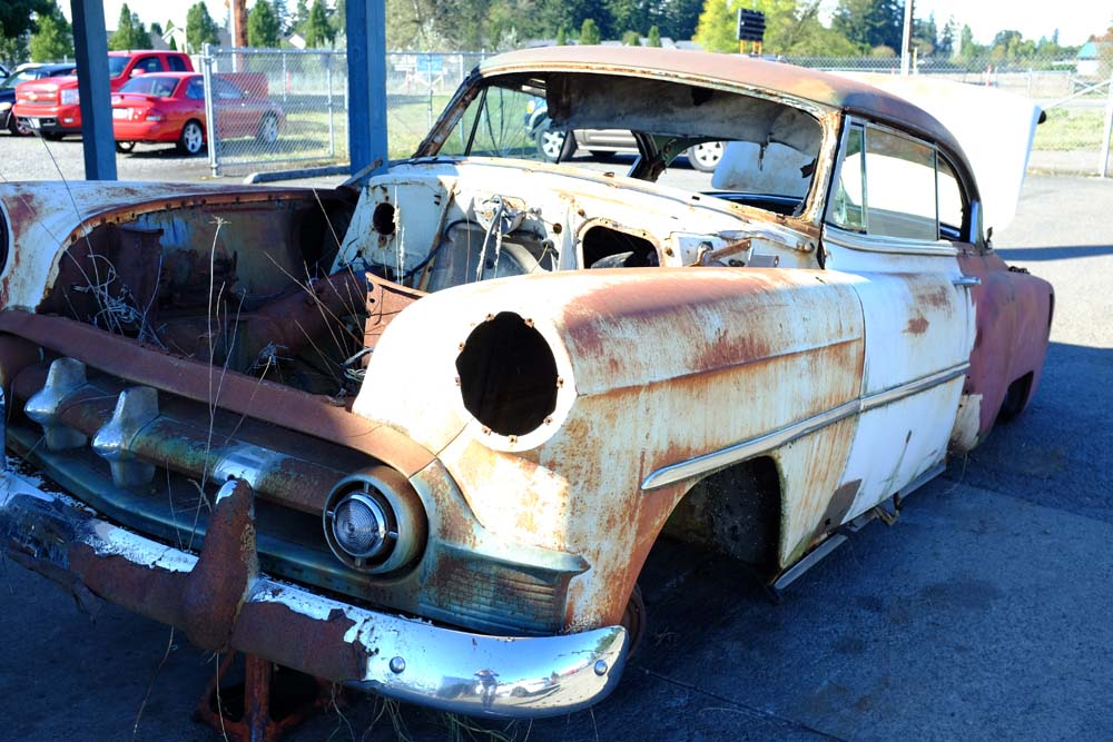 Complete List of Classic Cars Being Parted | All American Classics