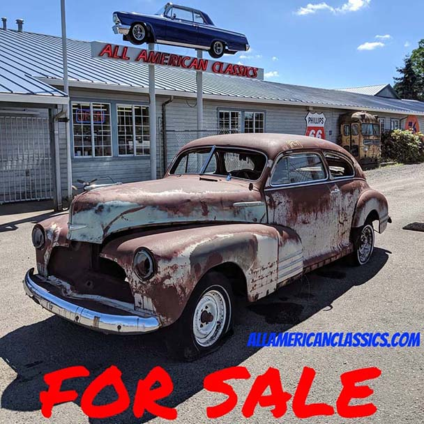 Classic Cars For Sale | Projects & Drivers | All American Classics